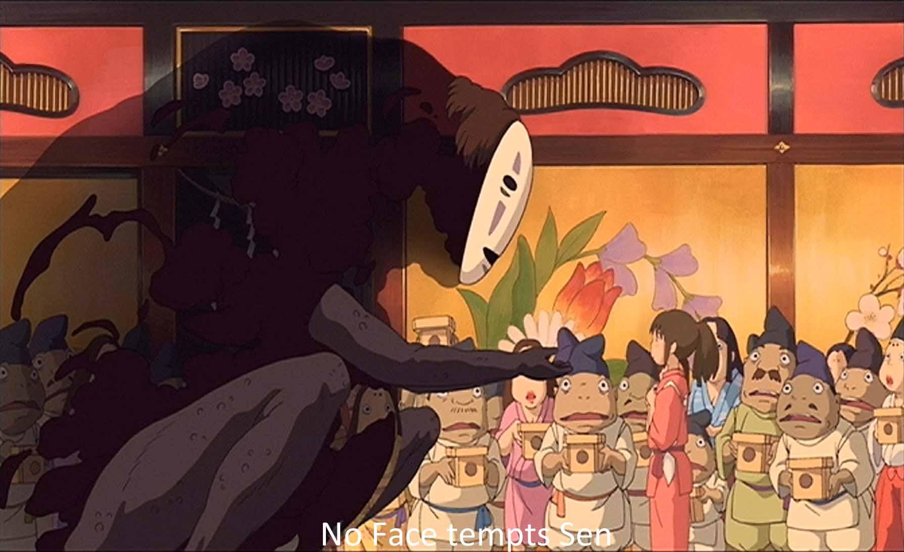 Woman Miyazaki