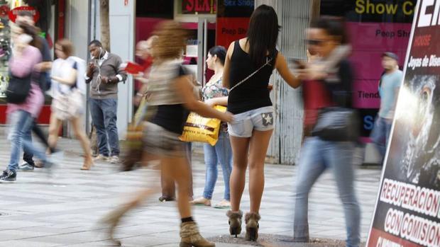 Prostitutes Algemesí