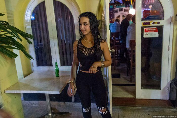 Prostitutes Santa Lucía