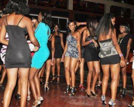 Prostitutes Ughelli