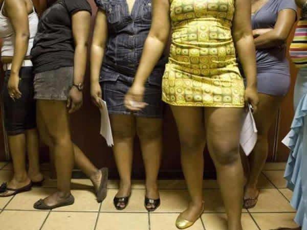 Prostitutes Dinga
