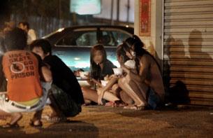 Prostitutes Semporna