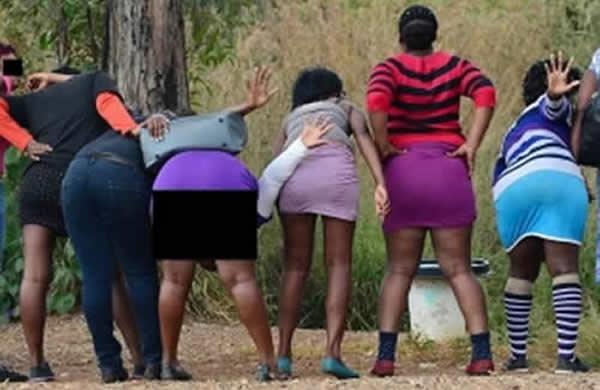 Prostitutes Usa River